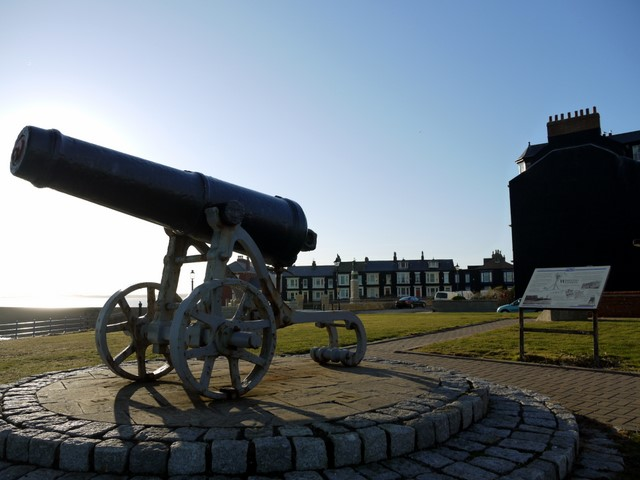 Sebastopol Gun, Hartlepool Headland