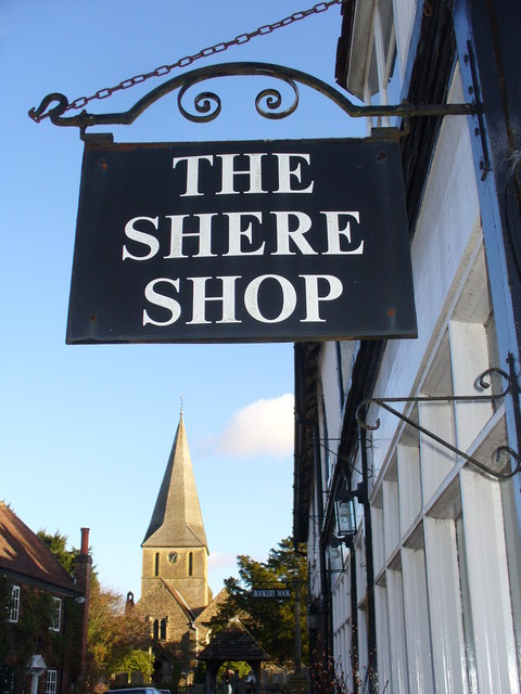 The Shere Shop