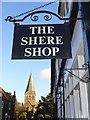 TQ0747 : The Shere Shop by Colin Smith
