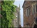 ST5763 : Church tower and old school room, Chew Magna by Derek Harper