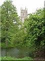 ST6264 : All Saints church, Publow by Derek Harper