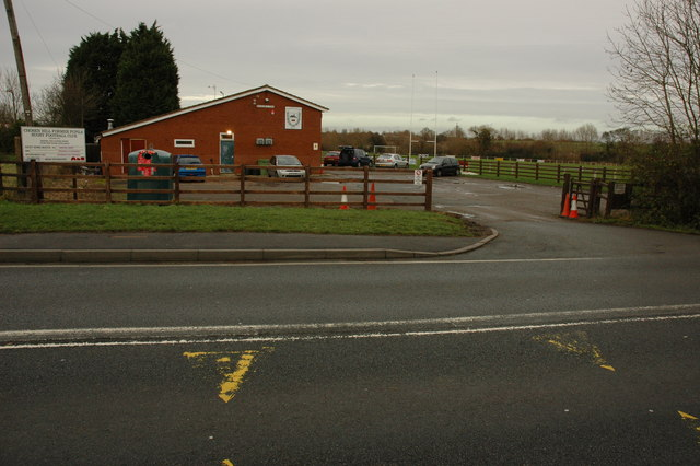 Chosen Hill Rugby Club, Churchdown