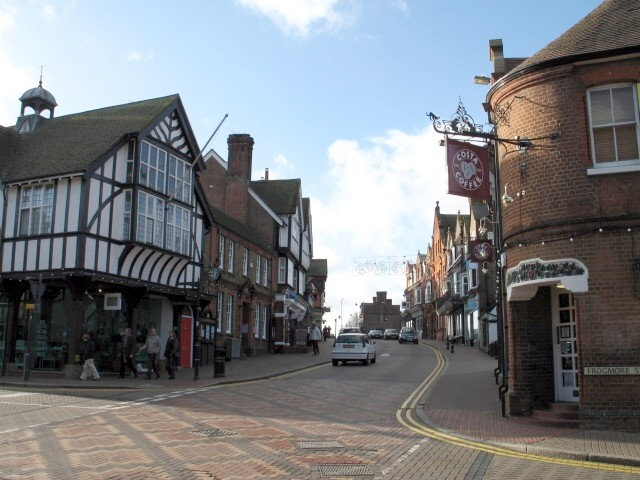 Tring Town Centre