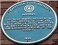 Photo of Blue plaque number 5758