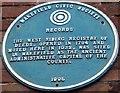 Photo of Blue plaque № 5758