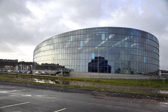 Cardiff International Pool Mick Lobb Cc By Sa 2 0 Geograph Britain And Ireland