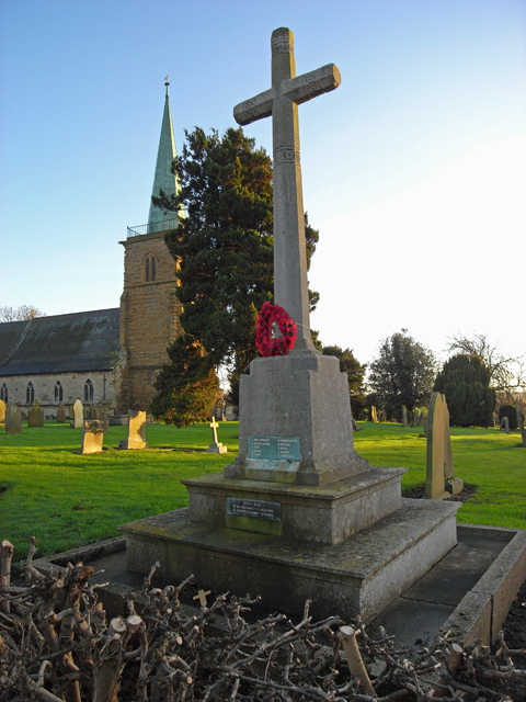 Kirmington War Memorial