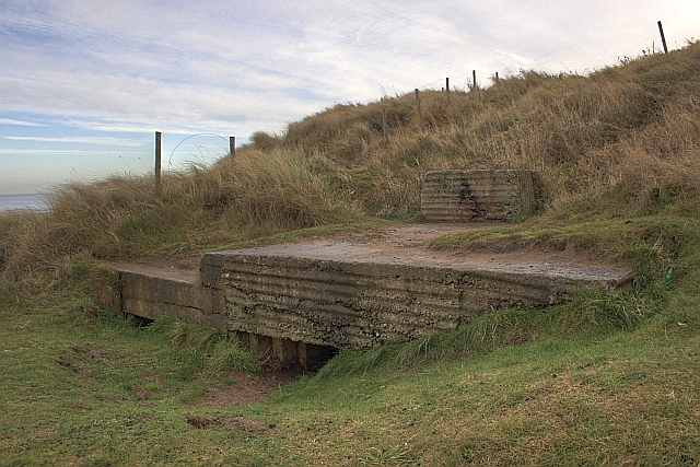 Pillboxes, Crimdon Beach