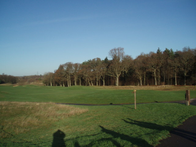 east sussex national golf course paul gillett cc by sa 2. Black Bedroom Furniture Sets. Home Design Ideas