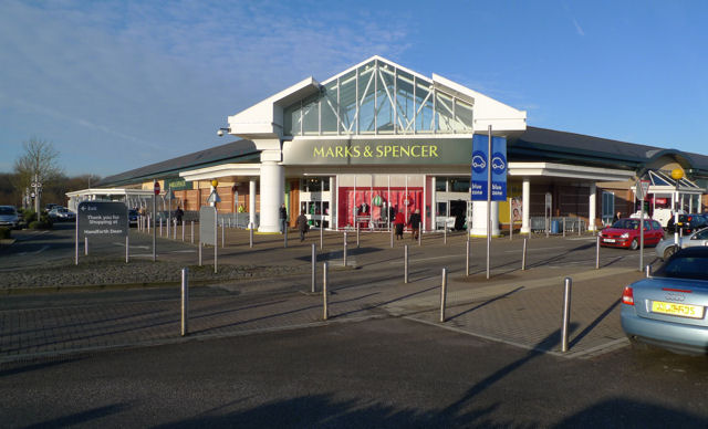 Marks & Spencer store, Handforth Dean, Cheshire
