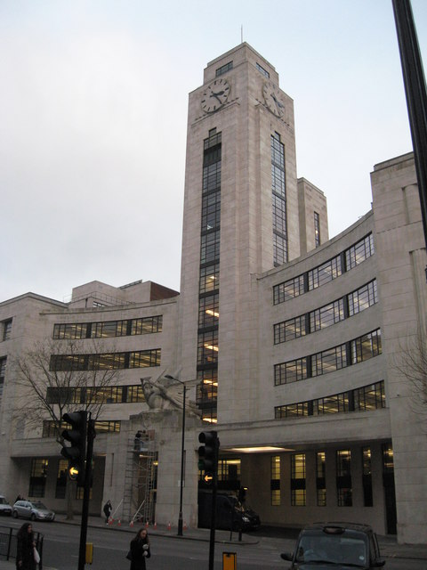 Art Deco Architecture In London
