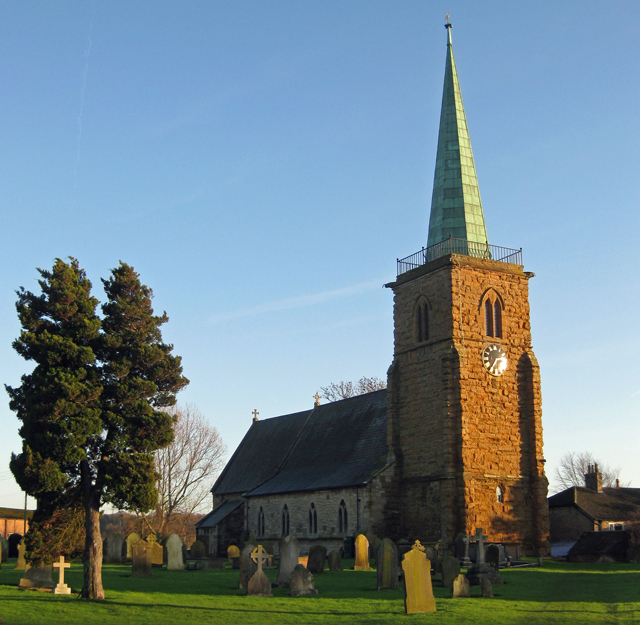 St. Helen's Church, Kirmington