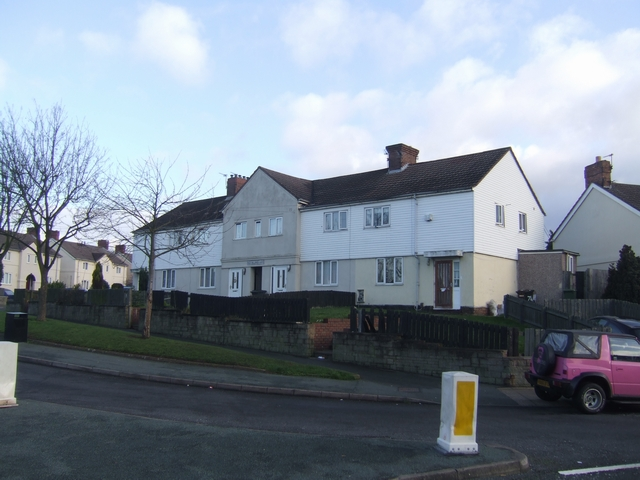 Council Housing - Old Fallings Crescent