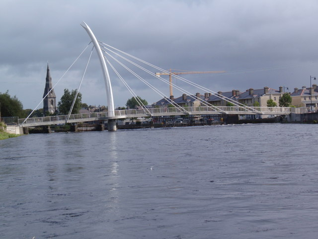 Ballina Ireland  city photo : Ballina's third Bridge C IrishFlyFisher :: Geograph Ireland