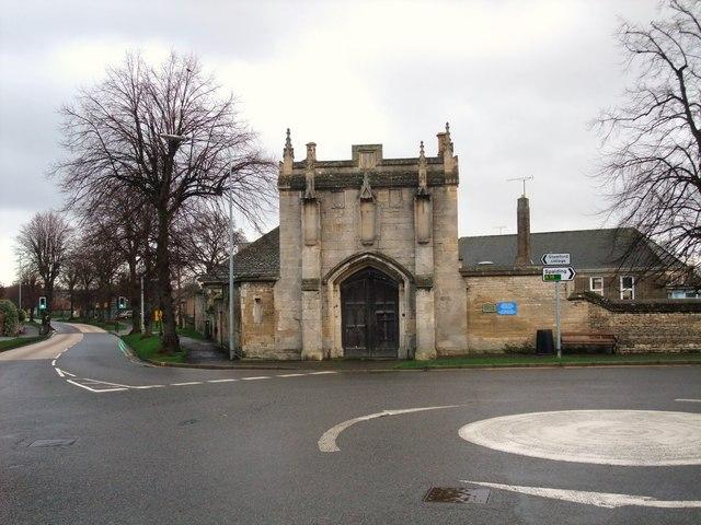 Whitefriars Gate, Stamford