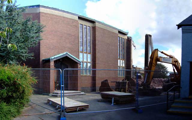 St Patrick 39 S Rc Church Heysham Simon Harmsworth Cc By Sa 2 0 Geograph Britain And Ireland
