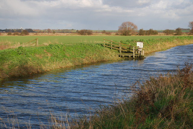 The River Little Stour Just East Of The 169 N Chadwick Cc