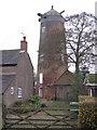 SP5087 : Ullesthorpe Mill by Michael Westley