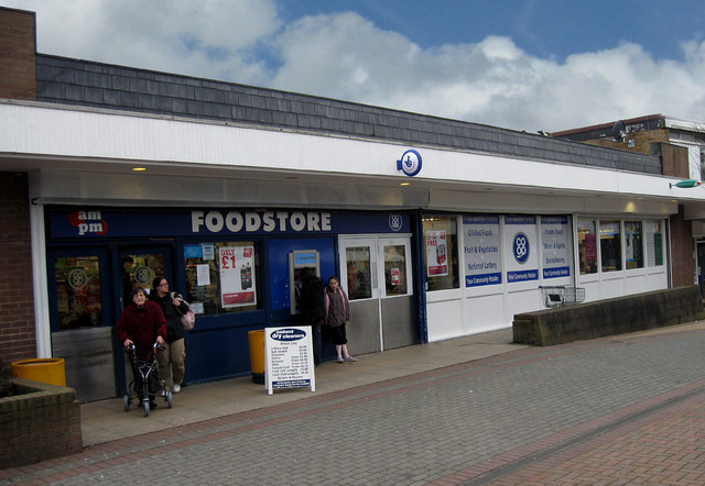 The Co-operative Food Store, Oakengates, Telford