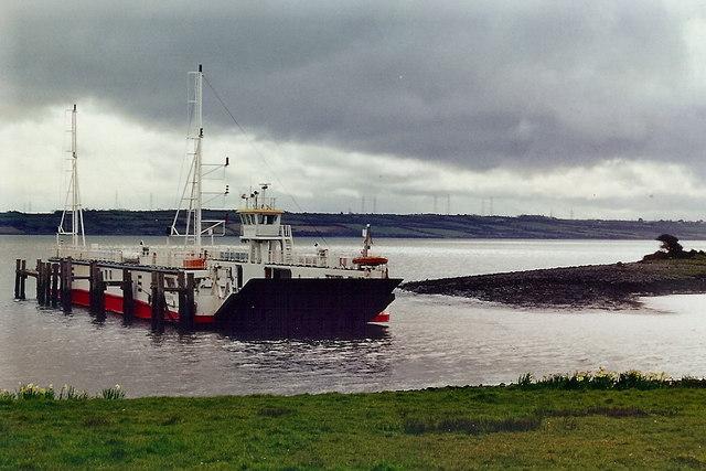 Tarbert Ferry From Killimer N67 Joseph Mischyshyn Cc