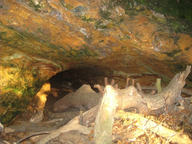 Father Foote's Cave