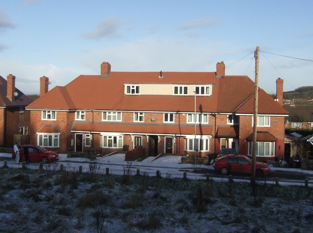 Council Housing - Keats Road