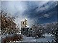NX3260 : Kirkcowan Church from the west : Week 51 winner