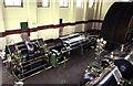 SD9311 : Mill engine, Ellenroad Engine House by Chris Allen