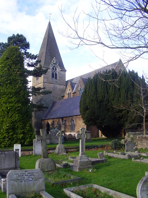 Farnsfield church