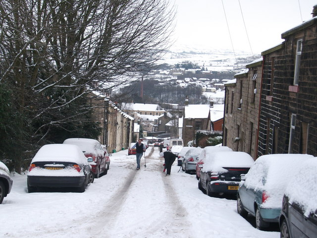 Rostron Road Ramsbottom