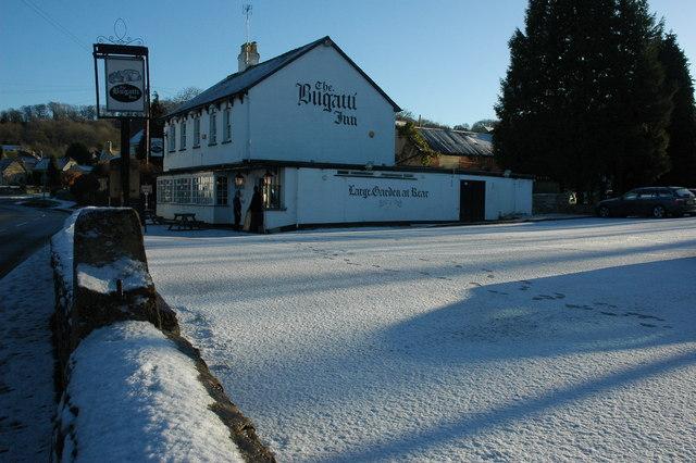 The Bugatti Inn Gretton 169 Philip Halling Cc By Sa 2 0
