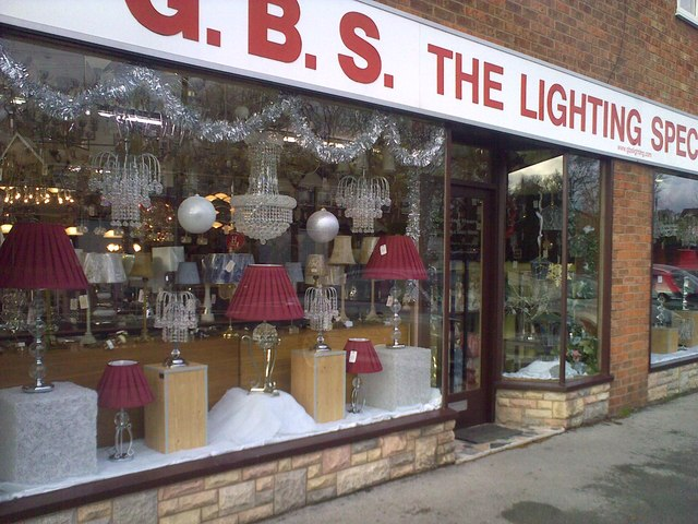 Now, what type of light fitting were you looking for?