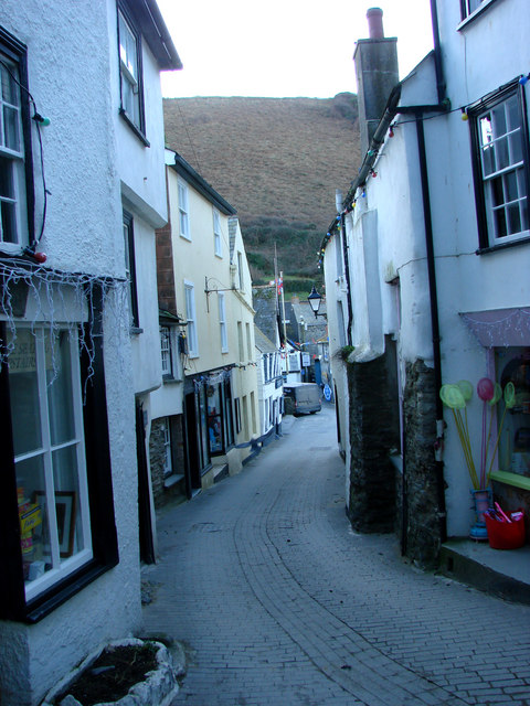 fore street port isaac 169 bill henderson geograph