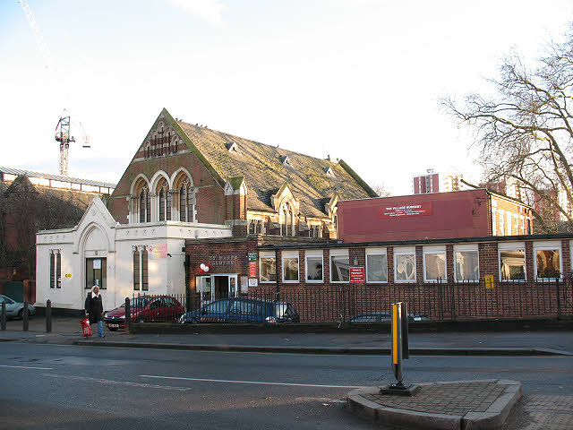 St Mary's Centre, Ladywell