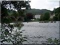 NO0242 : The River Tay at Dunkeld by Bill Boaden