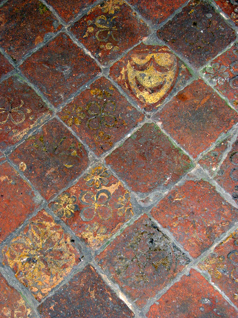 St Andrew S Church Medieval Floor 169 Evelyn Simak Cc