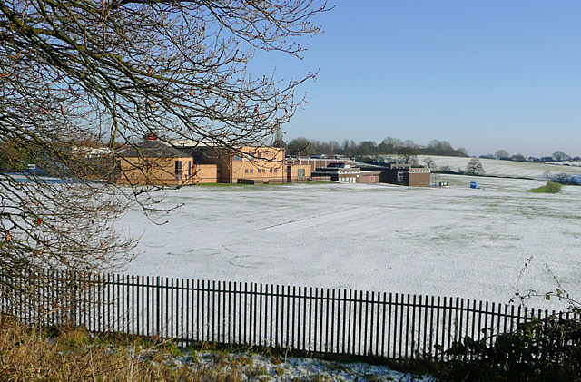 Colton Hills School fields, Wolverhampton