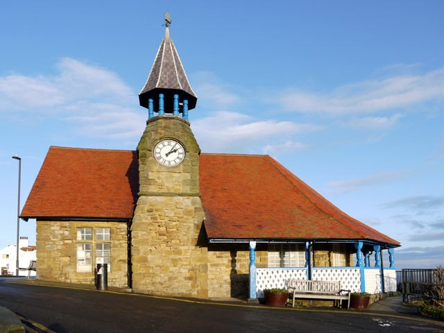 Cullercoats Watch Club House