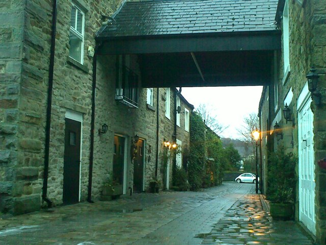 Quaint Cornmill Mews