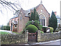SP8118 : Chapel at Weedon by John Firth