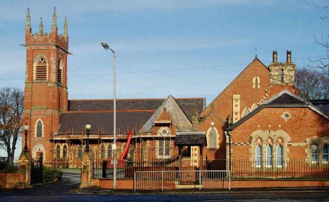 Belmont Presbyterian church, Belfast