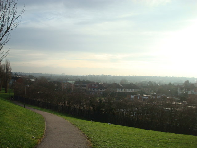 View from Barnet Hill