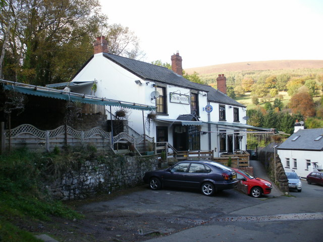The Bush Inn, Upper Cwmbran