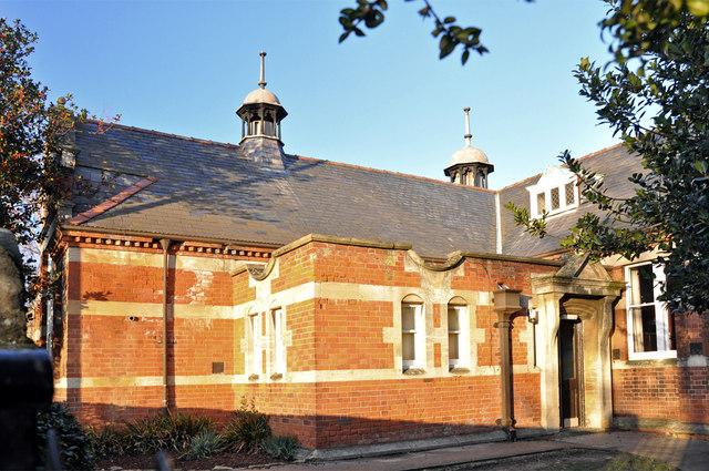 Carre's Grammar School  - Sleaford