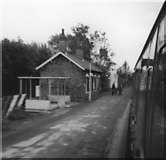 SP0271 : Alvechurch Station by Michael Westley
