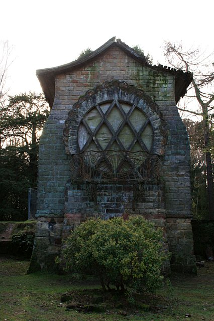 Folly In The Grounds Of Elvaston Castle 169 David Lally Cc