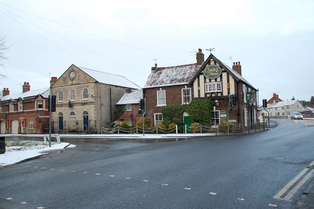 Coach and Horses at Rillington