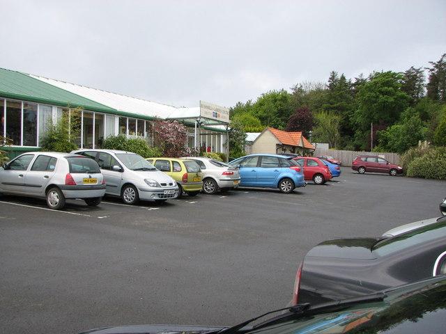 Garden Centre: Bushmills Garden Centre © Willie Duffin :: Geograph Ireland