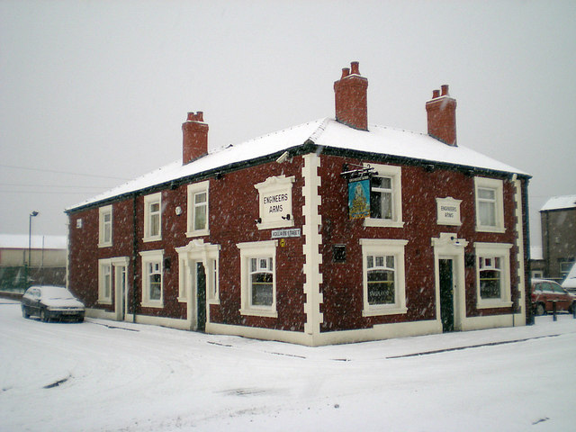 Engineers Arms public house