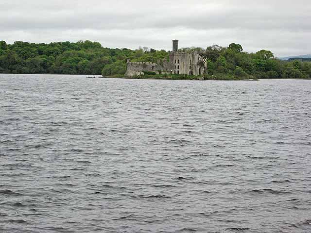 McDermott's Castle, Lough Key